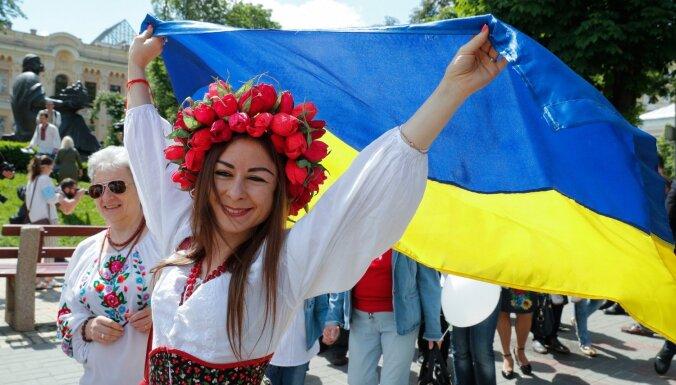 Vēstniecība brīdina par Kremļa ideoloģijai tuvām ukraiņu organizācijām Latvijā