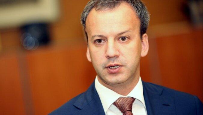 Koalīcija iztaujās ZZS ministrus par tikšanos ar Krievijas premjerministra vietnieku