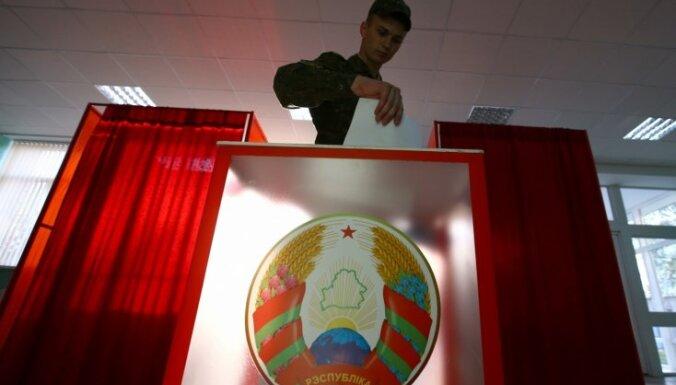 В Латвии можно проголосовать на выборах президента Белоруссии (ДОПОЛНЕНО)