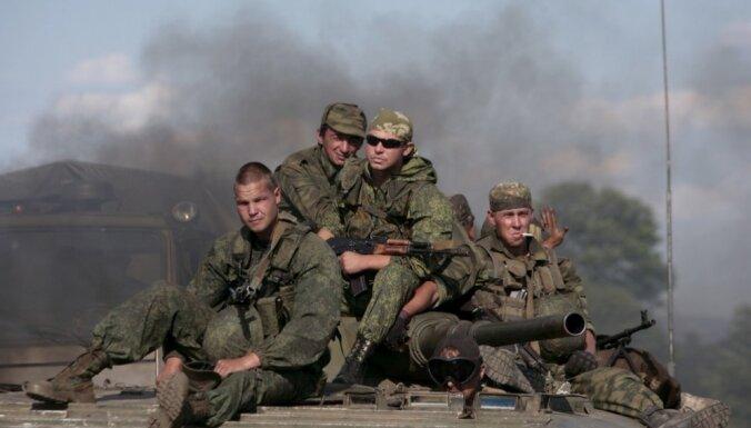 Austrumukrainā aizvadītajā diennaktī gājis bojā viens karavīrs un četri civiliedzīvotāji