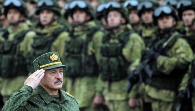 Минобороны Беларуси: военные учения не направлены против какой-либо страны