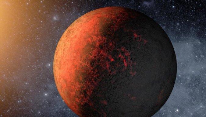 NASA ārpus Saules sistēmas atradusi Zemes lieluma planētas
