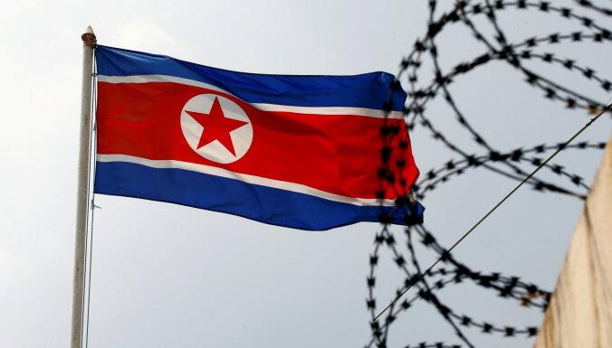 Ziemeļkoreja sarauj attiecības ar Malaiziju par tās pilsoņa izdošanu ASV