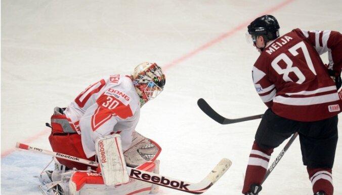 Возвращение Береснева в сборную Латвии команда отметила победой над датчанами