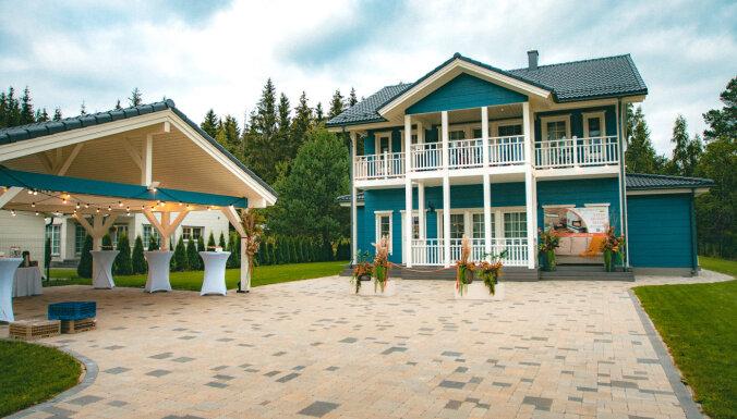 'Garupe Beach Cottages' pirmajā kārtā ieguldīti 3,5 miljoni eiro