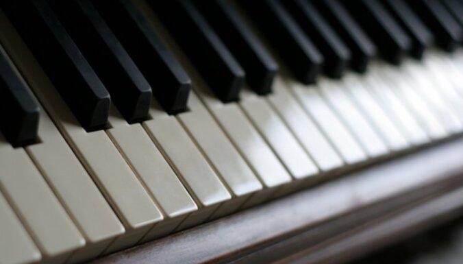 Ar koncertiem tiks prezentēts Daces Aperānes klaviermūzikas albums