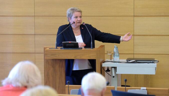 Первая женщина за 17 лет: Вторым вице-мэром Риги стала Анна Владова