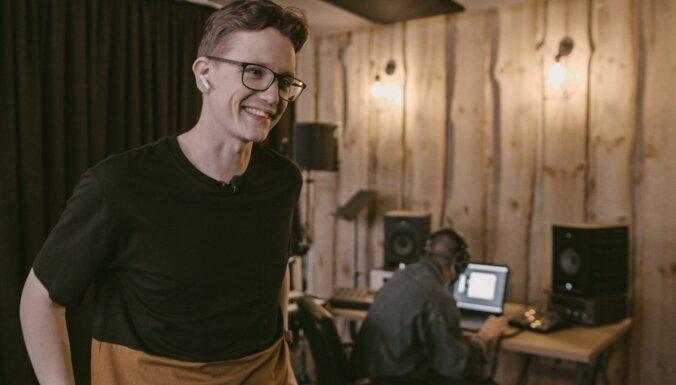 Ikdienas steigā ar vienu uzlādes reizi: Edavārdi jaunā albuma radīšanas process
