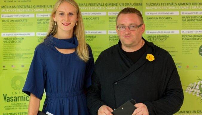 Klasiskās nevainības zaudēšana Nr.9. LNSO satiek jaunu klausītāju – vieglatlēti Guntu Latiševu-Čudari