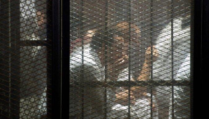 Ēģiptes tiesa piespriež nāvessodu 75 Musulmaņu brālības biedriem