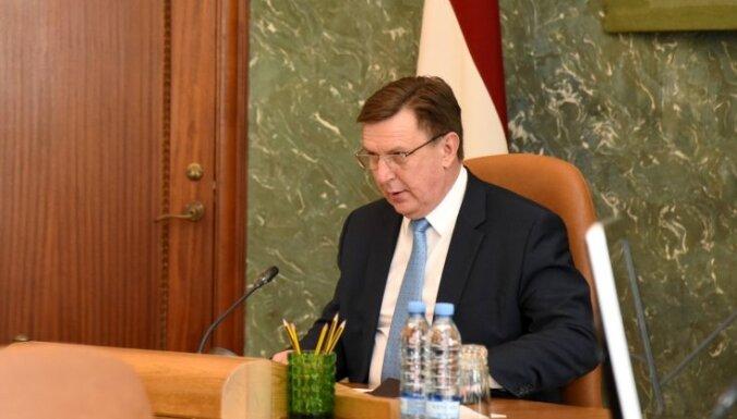 Премьер-министр прокомментировал возможную отставку руководства Sadales tīkls