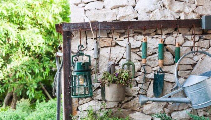 No ābolu glabāšanas līdz zemesvēžu izvilināšanai: tautas padomi dārza darbos