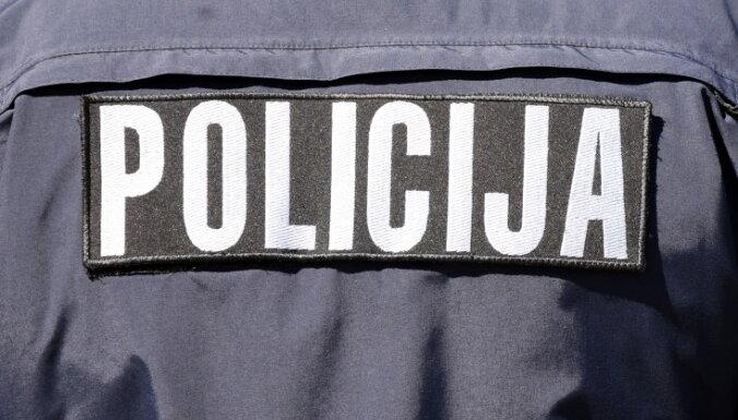 Трое британских военных подрались в Риге с полицией
