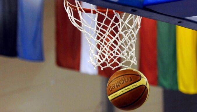Rīgā tiekas Austrumeiropas basketbola cerības