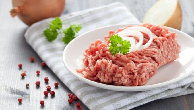 Sirmais iesaka, kā izvēlēties malto gaļu