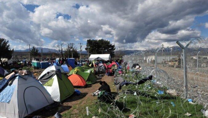 Maķedonijas prezidents vaino ES imigrācijas krīzes pieļaušanā