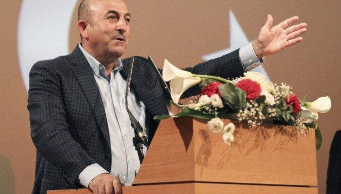 Turcija draud atcelt migrācijas vienošanos ar ES