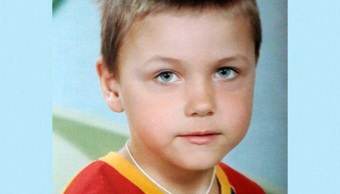 Полиция просит оказать помощь в поисках пропавшего в Лиепае мальчика
