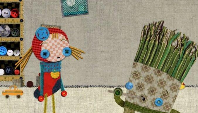 Iznākusi jauna Lupatiņu sērijas grāmata bērniem 'Lupatiņi laukos'