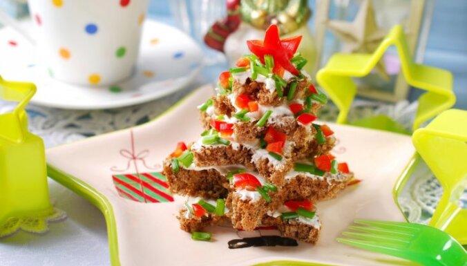 Piecas mīlīgas idejas brīnišķīgām Ziemassvētku rīta brokastīm ar bērniem