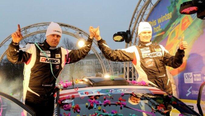 Ketomā triumfē rallijā 'Liepāja – Ventspils'