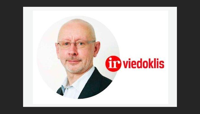 Aivars Ozoliņš, 'Ir': Ušakovs bruģē sev Putina ceļu uz vēlēšanām