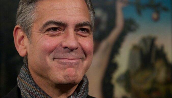 """Джордж Клуни получит почетный """"Золотой глобус"""""""