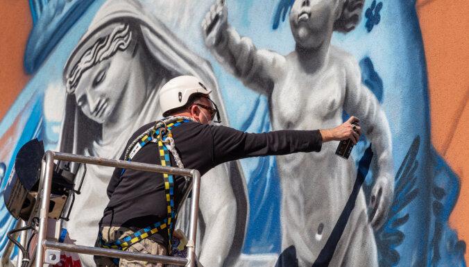 Чем заняться в выходные: дива и маэстро, гигантские граффити и свидание в темноте