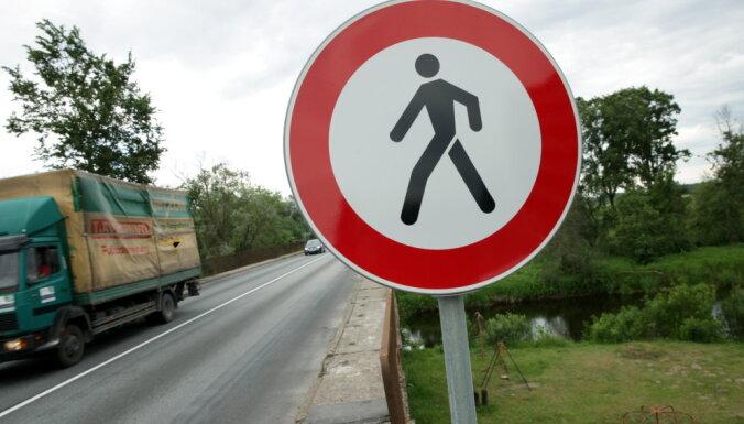 КАРТА: Какие дороги на следующей неделе лучше объезжать