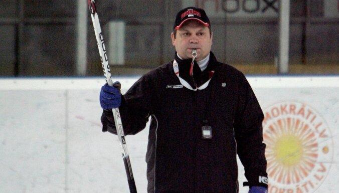 Береснев вернул сборную Латвии U-20 в элиту мирового хоккея