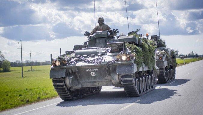 Drošība pirmajā vietā: Lielbritānija izziņo lielāko aizsardzības budžeta palielināšanu kopš Aukstā kara