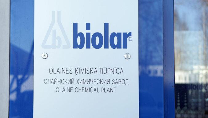 Госслужба среды может частично остановить работу завода Biolars