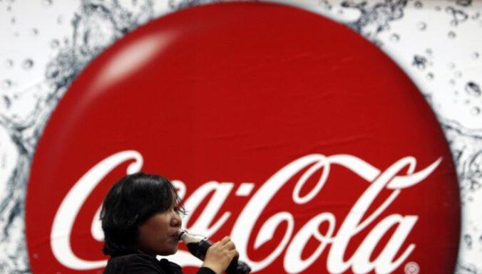 'Coca-Cola', 'Nestle' un 'PepsiCo' ir lielākie piekrastu piesārņotāji, pauž organizācija