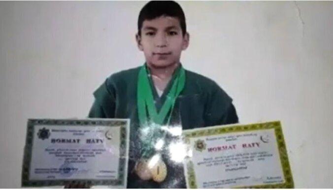 Turkmenistānā jaunu džudistu piekauj līdz nāvei par atteikumu zaudēt cīņu kadetam