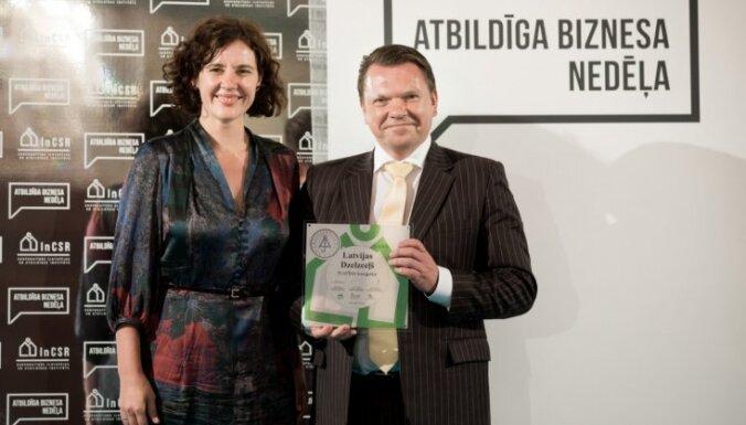 Латвийская железная дорога впервые попала в платиновую категорию Индекса жизнеспособности