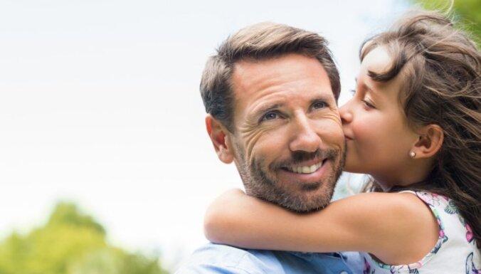 Kādam jābūt labam tēvam – no bērna dzimšanas līdz sirmam vecumam
