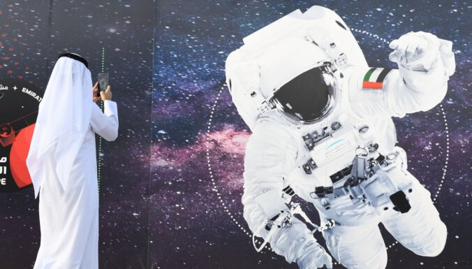Arābu pasaule gatavojas savai pirmajai starpplanētu misijai