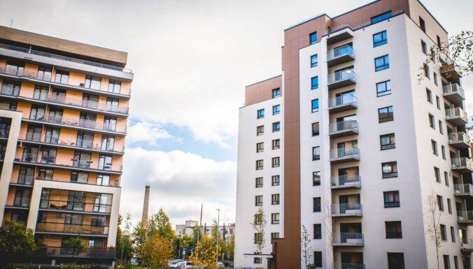 TOP 3 populārākās Rīgas apkaimes pēc dzīvokļu darījumu skaita: Purvciems, Teika, Centrs