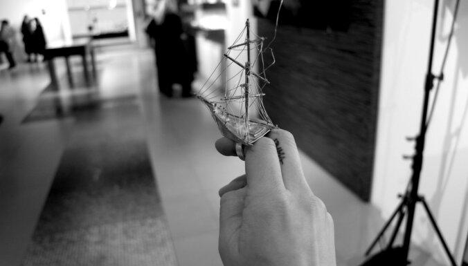 Artūram Virtmanim pa pēdām. Viena diena mākslinieka dzīvē