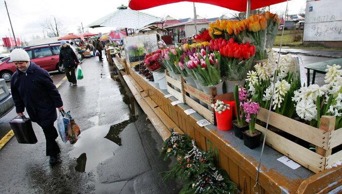 C 1 января закроется Пурвциемский рынок