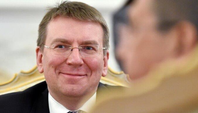 Rinkēvičs piedalīsies Centrāleiropas un Austrumeiropas valstu un Ķīnas samitā