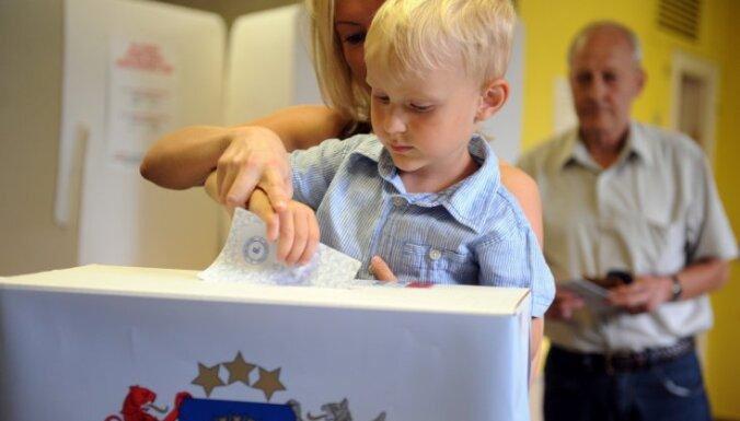 Предварительные итоги: 94,3% избирателей — за роспуск Сейма