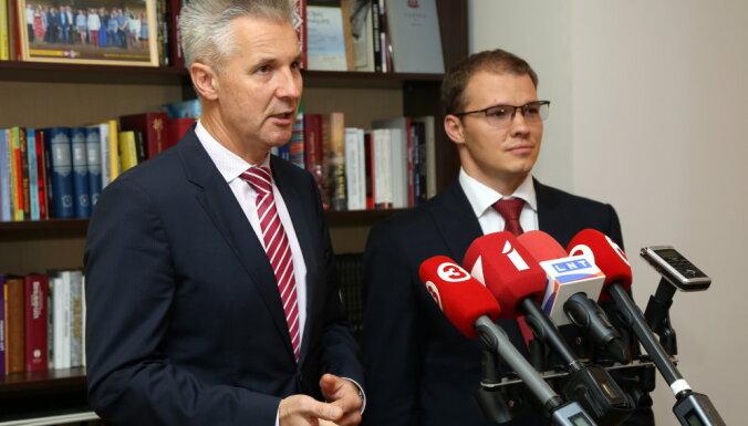 """Нацблок и """"Для развития/За!"""" объявили о готовности вести переговоры с Бордансом"""