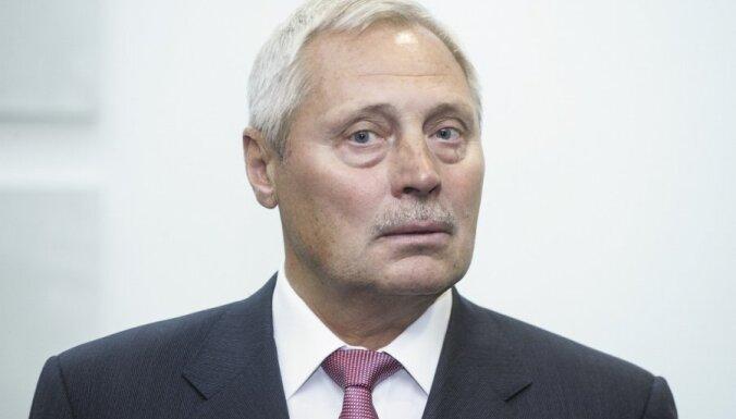 Савицкис: Калвитис - один из кандидатов на должность руководителя Latvijas gāze