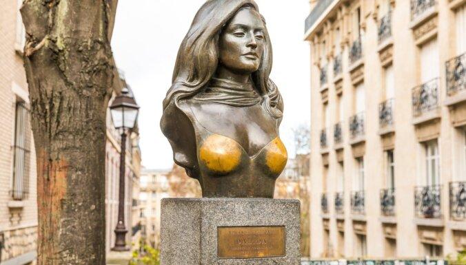 Septiņas skulptūras Eiropā, kas nesot veiksmi
