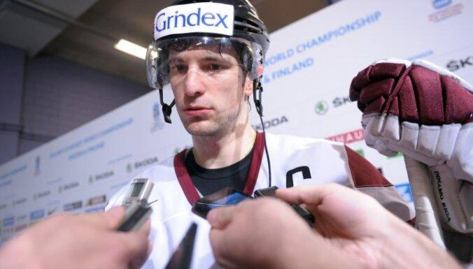 Сборная Латвии отправляется в Братиславу, Дарзиньш на чемпионат не поедет