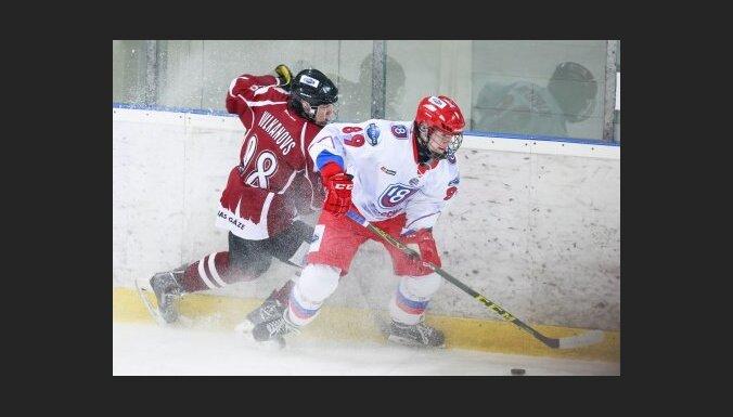 HK Riga - Krievija U-18
