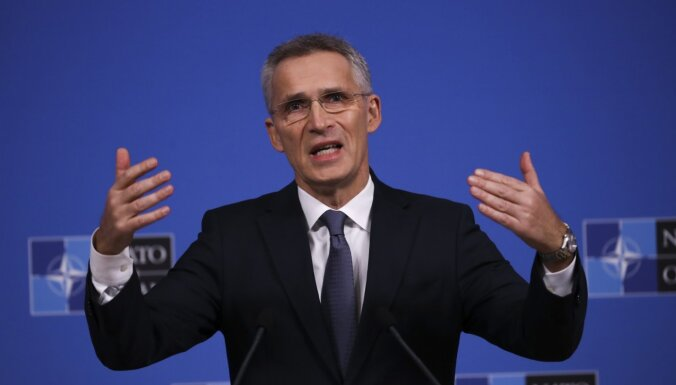 NATO vienojas kosmosu noteikt par alianses darbības sfēru