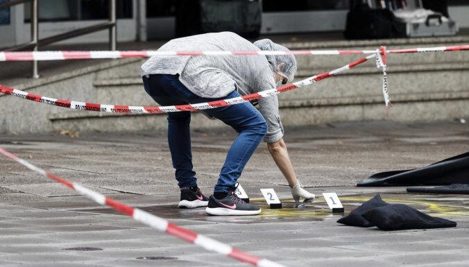 Резня на вокзале в Германии: два человека погибли