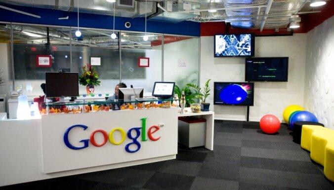 Сотрудники Google выступили против сексдомогательств на работе
